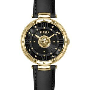 Limited Edition Versace Versus Gold 38mm Watch